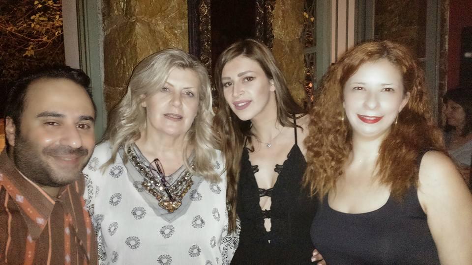 Ελένη Γκόρα-Αναστασία Αθανασιάδου, Νατάσσα Τραγουστή, Νίκος Μαρτζακλής