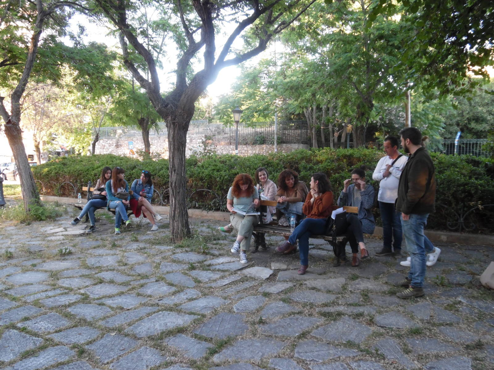 Ελένοι Γκόρα-Αρχαίοι Ελληνικού Μύθοι