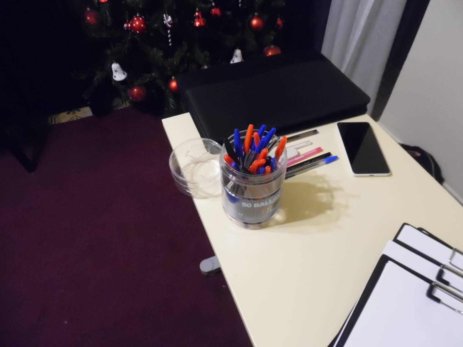 Χριστουγεννιάτικο τραπέζι 2