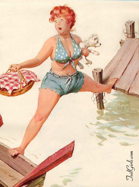 Ελένη Γκόρα-Τσουπωτή θεά έτοιμη για βουτιά