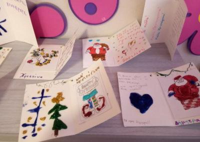 Οι χριστουγεννιάτικες κάρτες μας (2)