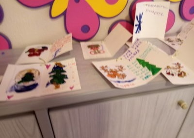 Οι χριστουγεννιάτικες κάρτες μας (3)